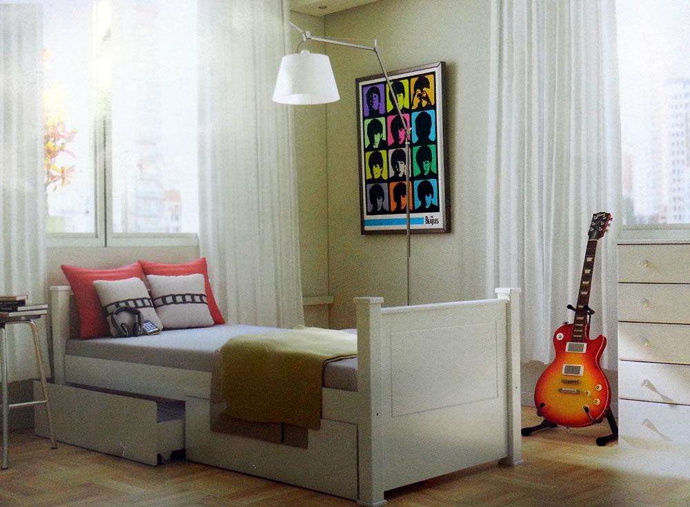 cama div n recta cyc muebles infantiles en rosario