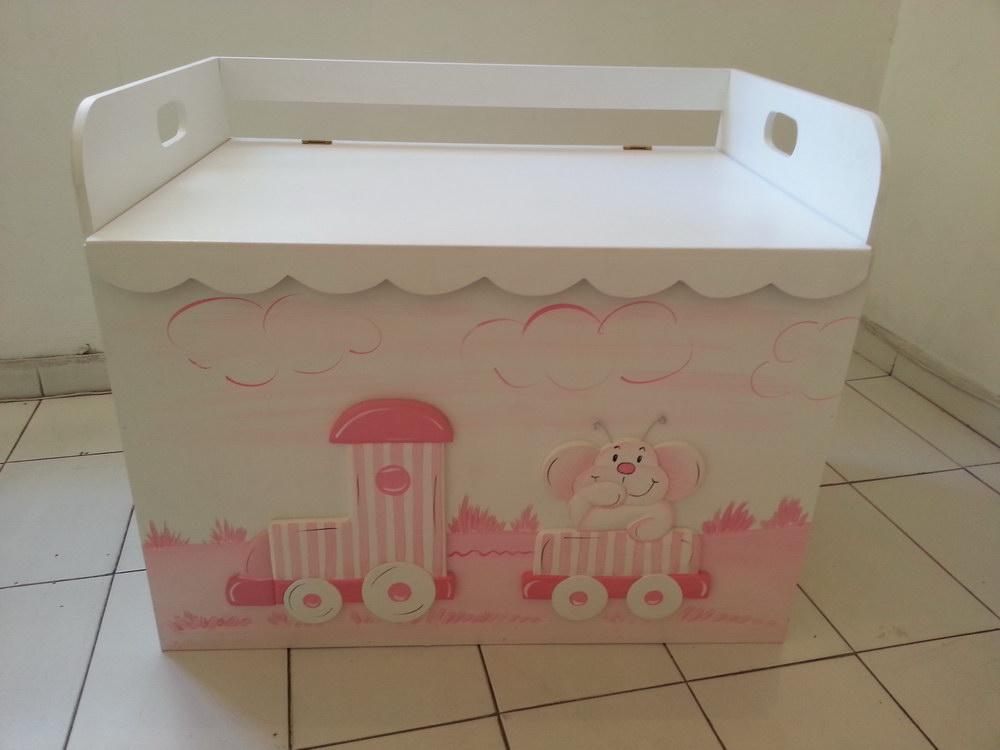 Ba les de madera cyc muebles infantiles en rosario - Baules infantiles para guardar juguetes ...